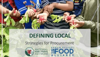Defining Local: Strategies for Procurement